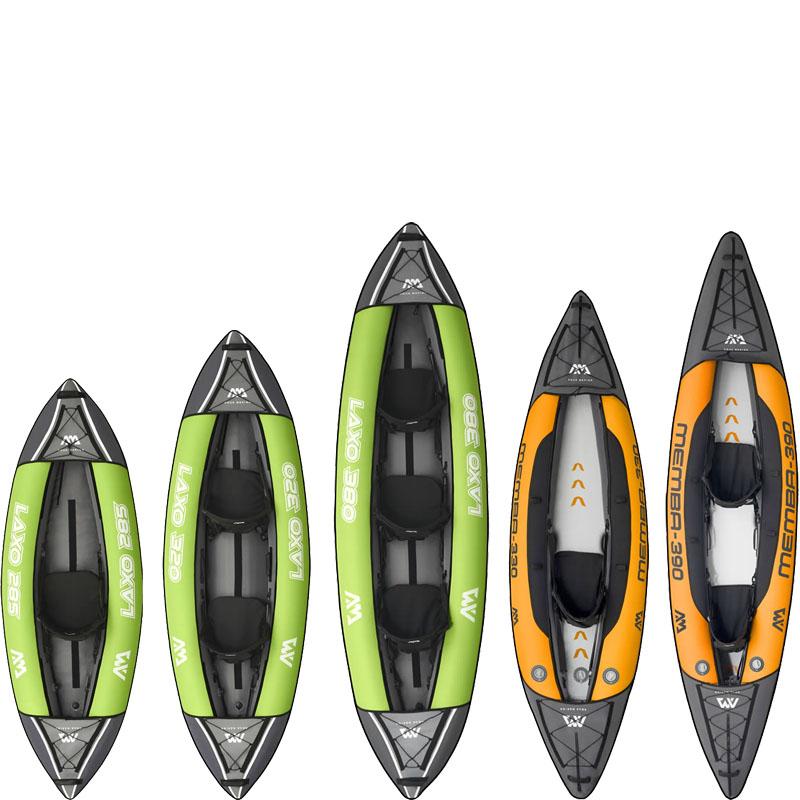 Heavy-Duty Kayak