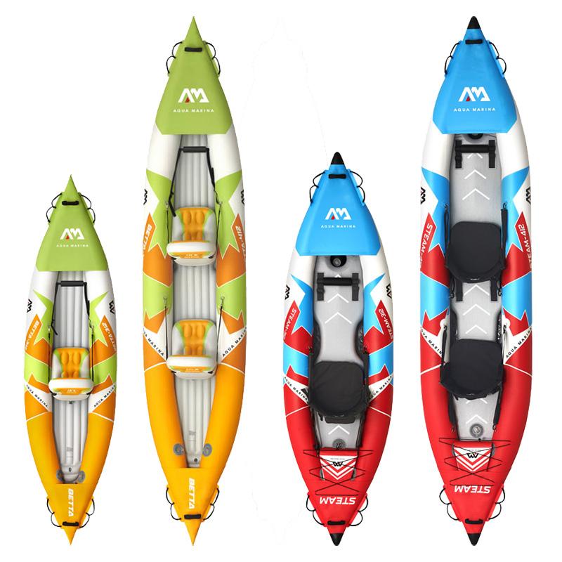 Reinforced Kayak