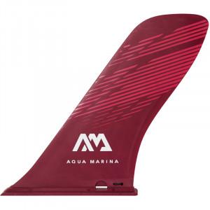 Aqua Marina SUP Racing Fin CORAL theme- Purple